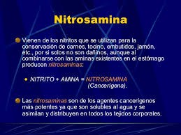 Nitrosamina