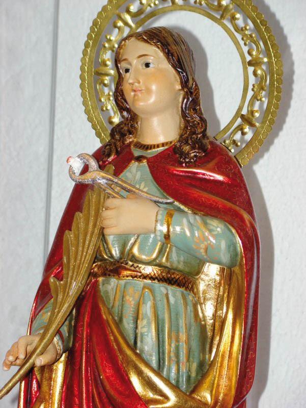 La Virgen de los 500 dientes